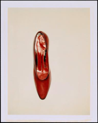 <i>Womens' Shoes</i>, 1981