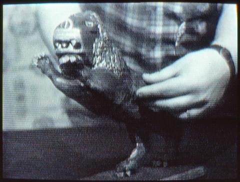 Serie of 8 épisodes <i>Le Lion, sa cage et ses ailes</i>, 1976