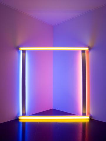 "<i>untitled (to Donna) 5</i>, présentation dans l'exposition ""Phares"", Centre Pompidou-Metz, février 2014"