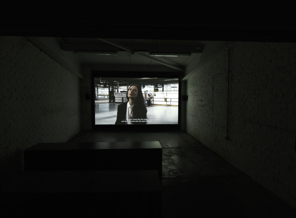 ARIANE LOZE, L'ARCHIPEL DU MOI, 2018© Centre Pompidou, MNAM-CCI / Philippe Migeat / Dist. RMN-GP