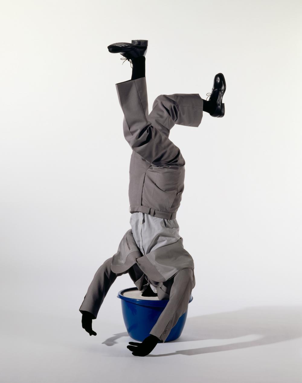 Le mannequin, 1985© Alain Sechas© Centre Pompidou, MNAM-CCI/Philippe Migeat/Dist. RMN-GP© Adagp, Paris © SABAM Belgium 2018.