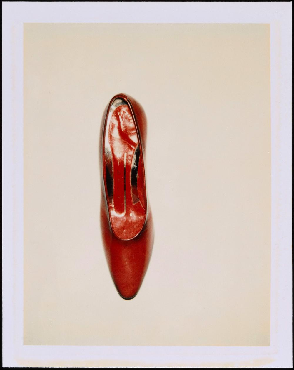 Womens' Shoes, 1981© Andy Warhol© The Andy Warhol Foundation for the Visual Arts, Inc.© Centre Pompidou, MNAM-CCI/Philippe Migeat/Dist. RMN-GP© Adagp, Paris© SABAM Belgium 2018