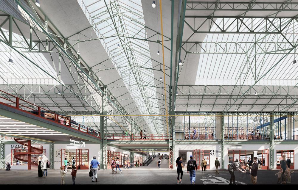 © noAarchitecten, EM2N, Sergison Bates architects