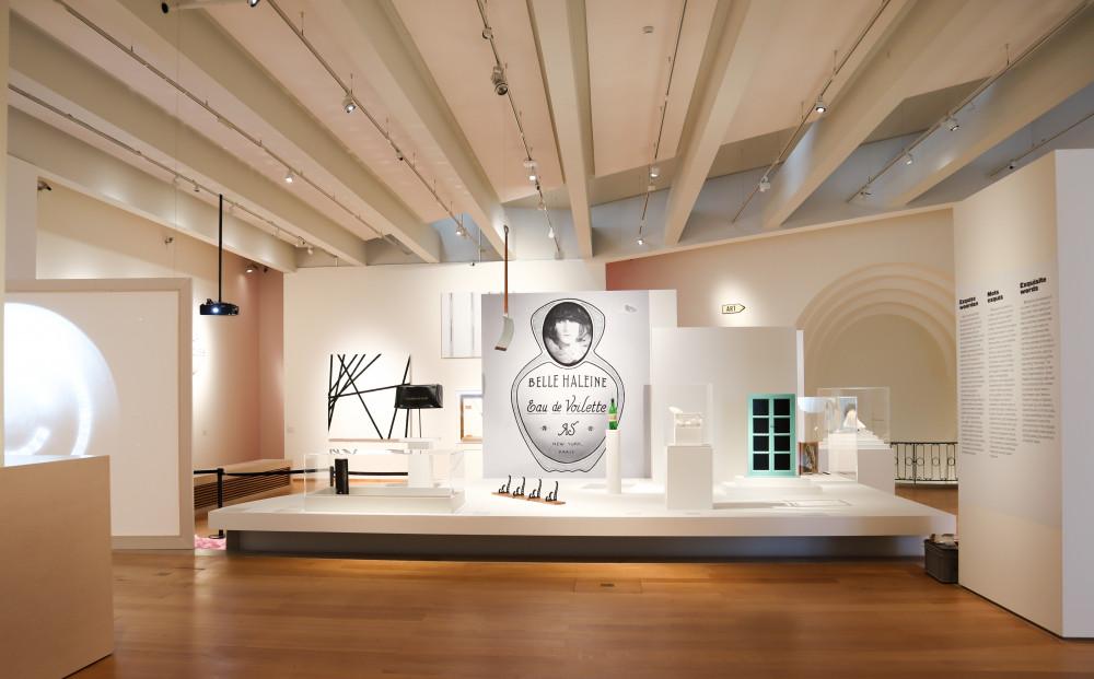 Exposition HAHAHA.The Humor of Art ING Art Center© Fondation/Stichting KANAL