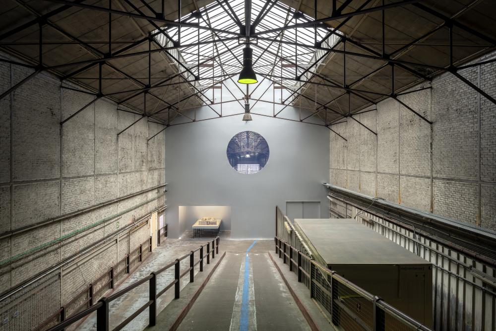 It never ends, exhibition view 01, 2020 @ Fondation/Stichting KANAL© Hugard&Vanoverschelde