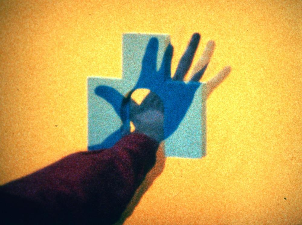 Out of Hand, 1981, Super- 8mm  (transféré sur fichier numérique), couleur, sonore, 24 minutes © Courtesy Ericka Beckman